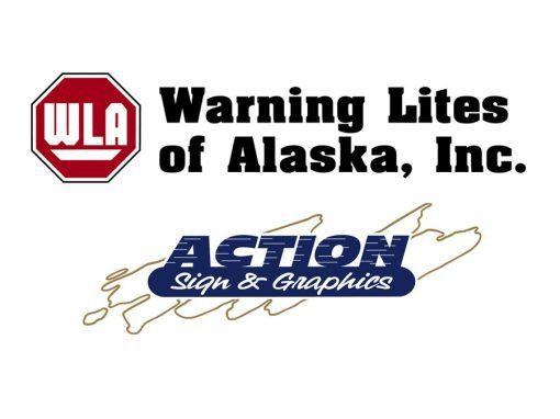 Warning Lights of Alaska Logo